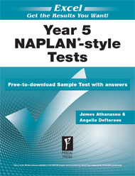 Excel NAPLAN*-style Tests Year 5