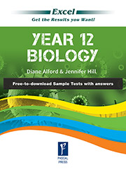Excel Year 12 Biology Study Guide