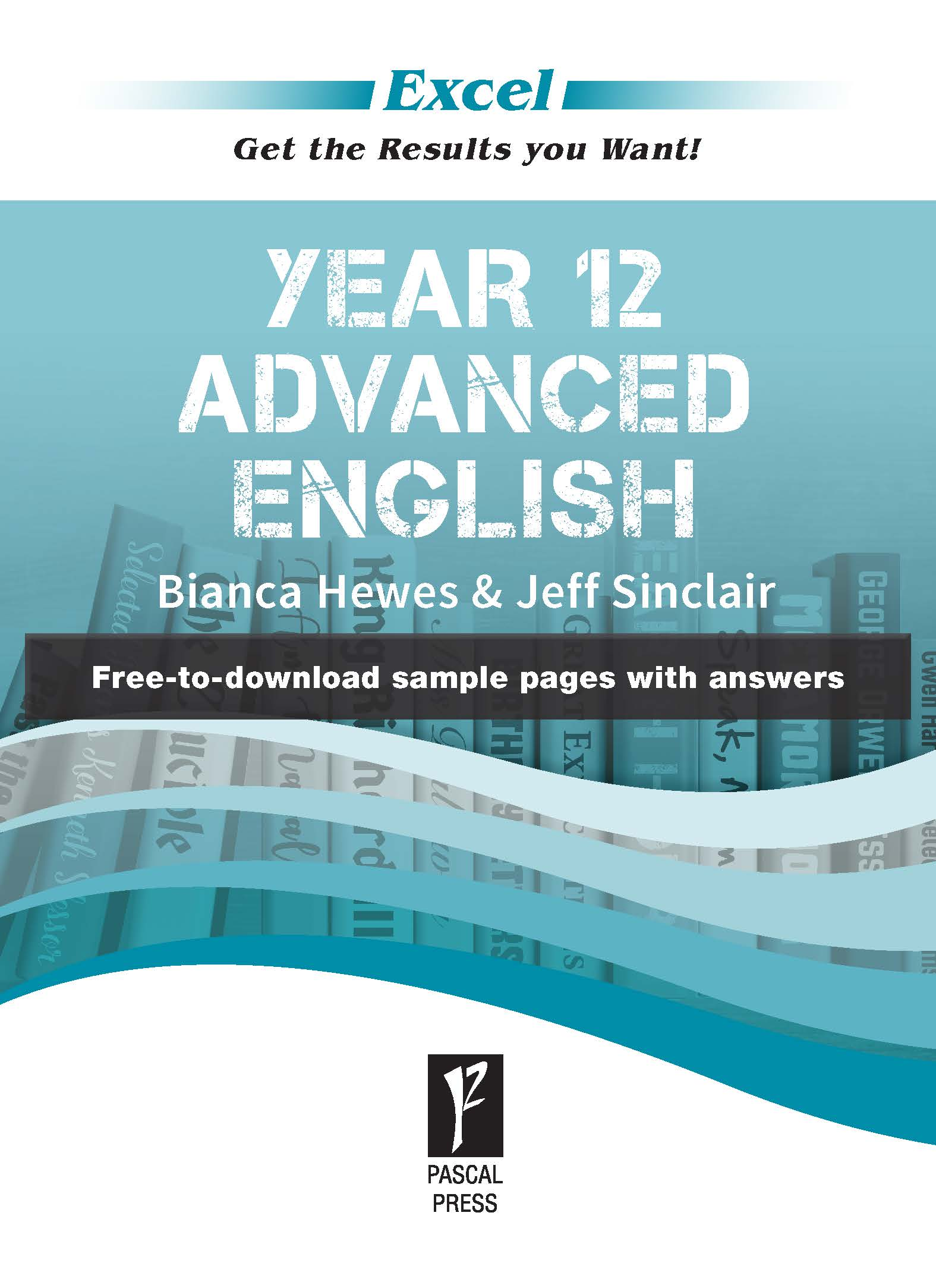 Excel Year 12 Advanced English