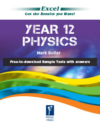EXCEL YEAR 12- PHYSICS STUDY GUIDE
