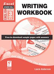 Excel Advanced Skills Writing Workbook Year 3