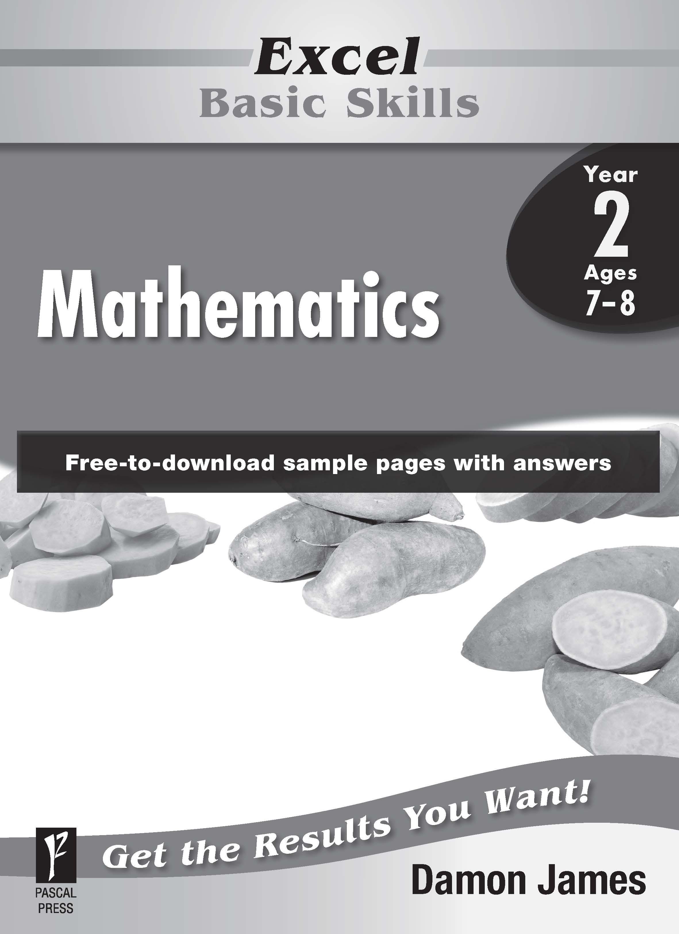 Excel Basic Skills Mathematics Year 2