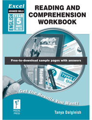 Excel Advanced Skills Reading and Comprehension Workbook Year 5