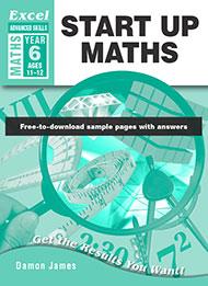 Excel Advanced Skills Start Up Maths Year 6