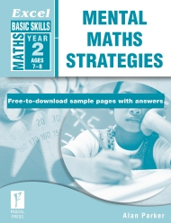 Excel Basic Skills Mental Maths Strategies Year 2