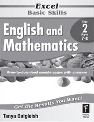 Excel Basic Skills English and Mathematics Year 2