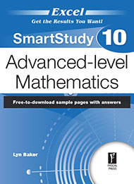Excel SmartStudy Advanced Mathematics Year 10