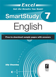 Excel SmartStudy - English Year 7