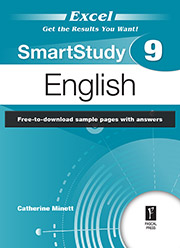 Excel SmartStudy- English Year 9