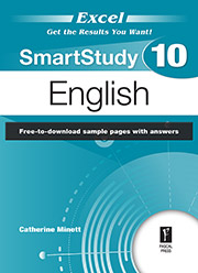 Excel SmartStudy- English Year 10