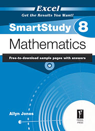 Excel SmartStudy Mathematics Year 8