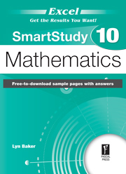 Excel SmartStudy Mathematics Year 10