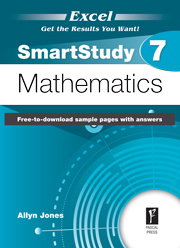 Excel SmartStudy Mathematics Year 7