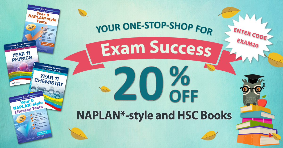 20% off Excel