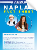 Excel NAPLAN Fact Sheet