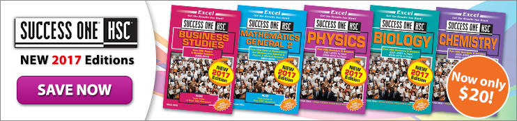 HSC Past Papers Sale - Only $20