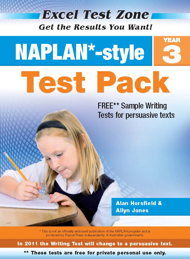 example of a naplan test