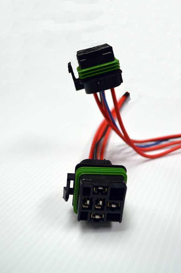 Hella 25 30 30 Helloworld: HELLA 40 Amp Relay Socket