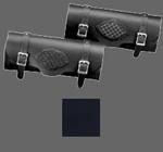Black/Black Braided Tool Bag
