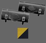Nugget Yellow/Black Braided Tool Bag