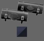 Cobalt Blue/Black Braided Tool Bag