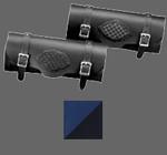 States Blue/Black Braided Tool Bag