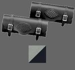 Diamond Ice/Black Braided Tool Bag