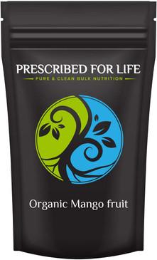Mango - From Whole Natural Organic Fruit Powder