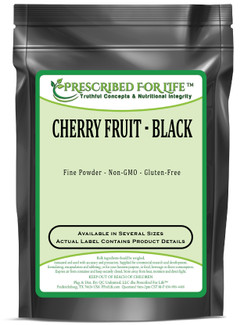 Cherry - Black Fruit Powder
