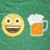 Beer Emoji Shirt