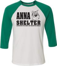 A.N.N.A. Bulldog Baseball T-Shirt