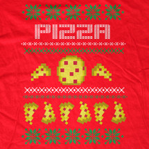 Pizza Ugly Sweater