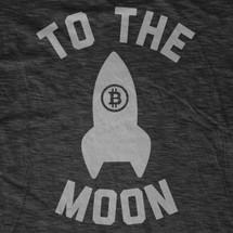 Bitcoin, To The Moon!