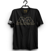 AA Forest-Camo Logo T-Shirt