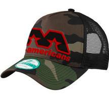 AA Baseball Cap - Camo