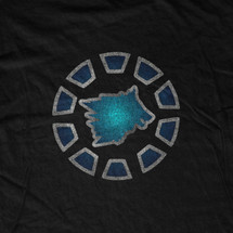 House Stark Arc Reactor T-Shirt