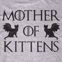 Mother Of Kittens T-Shirt