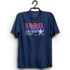 Team USA Drinking Team T-Shirt
