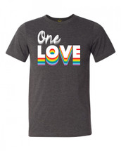 Gypsy Love One Love Pride Collection Unisex T-Shirt