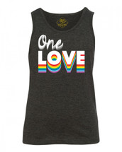 Gypsy Love One Love Pride Collection Youth Tank