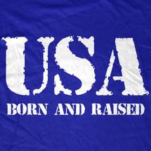 USA Born and Raised