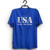 USA Born and Raised TShirt