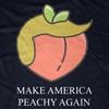 Impeach Trump | Make America Peachy Again tee