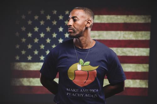 Impeach Trump | Make America Peachy Again T-Shirt