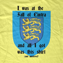 Fall Of Cintra Tee-Shirt