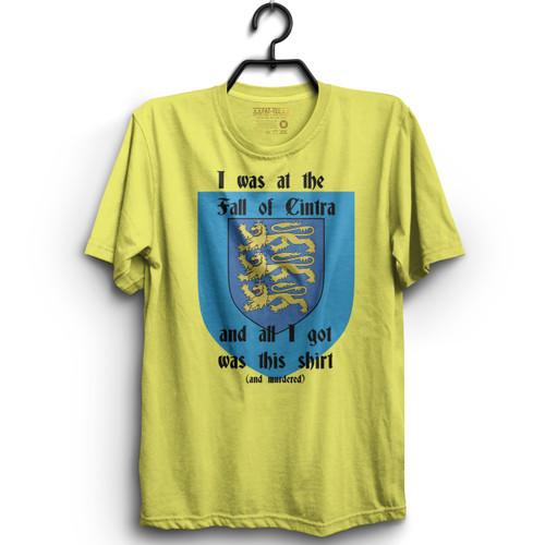 Fall Of Cintra Tee-Shirt