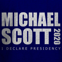 Michael Scott 2020 TShirt The Office