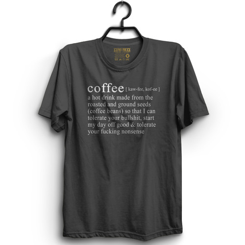Definition of Coffee T-Shirt