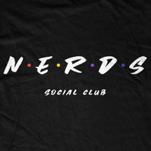 NERDS Social Club T-Shirt