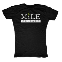 6 Mile Cellars Green 6 Womens T-Shirt